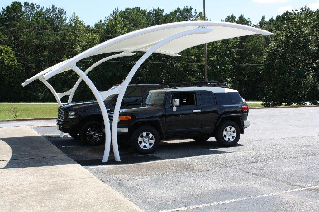 Parking kölgəlik membran