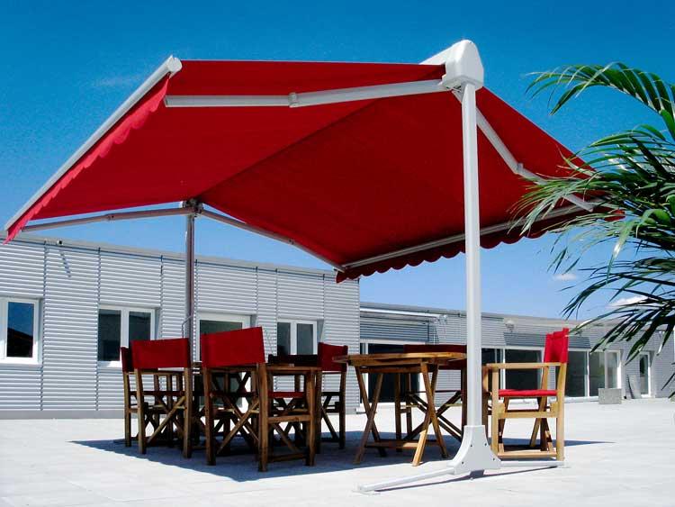 T model tent
