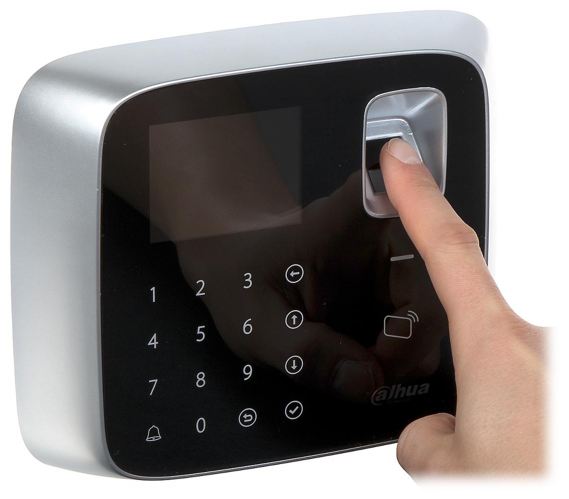 """""""dahua asi1212a(v2)"""" biometrik acces control"""