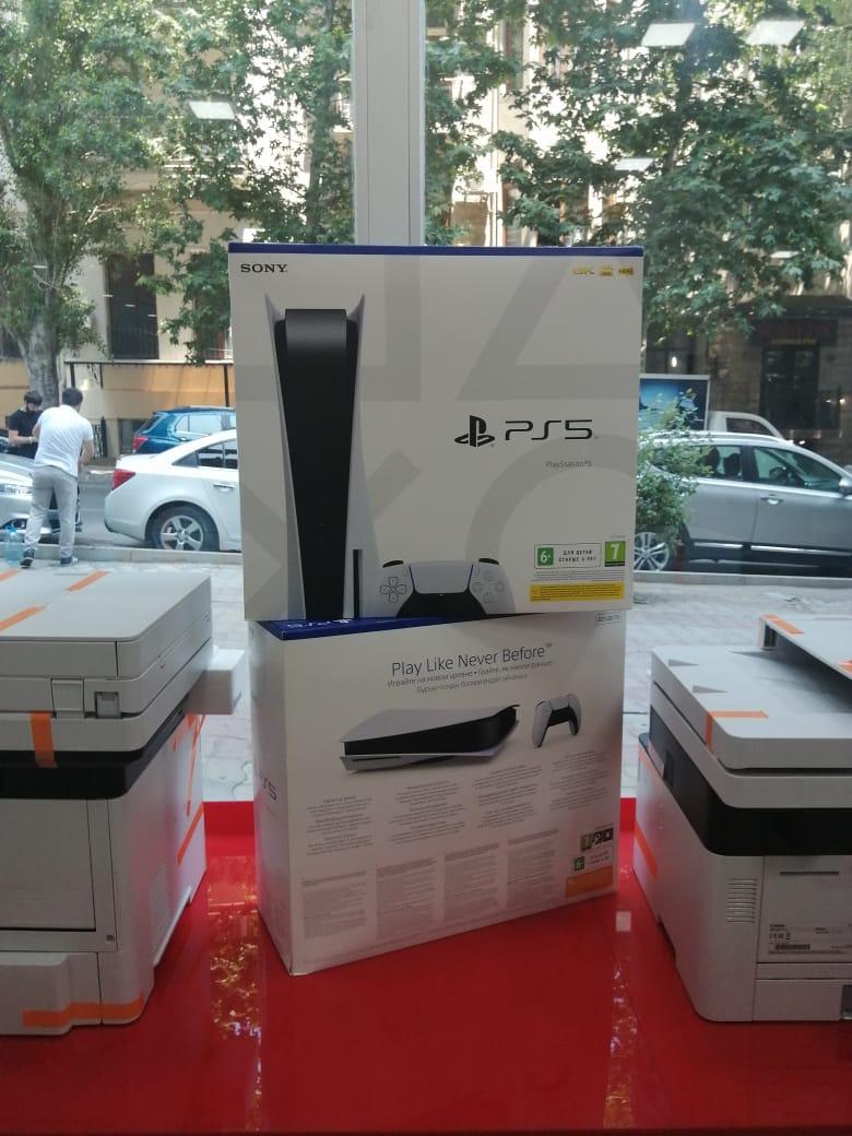 Playstation 5 825gb