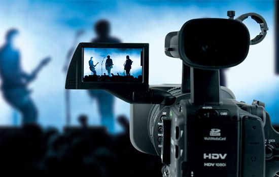 Marketing video rolik