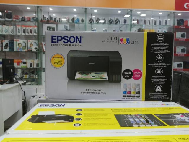 """""""epson l3100"""" printeri"""