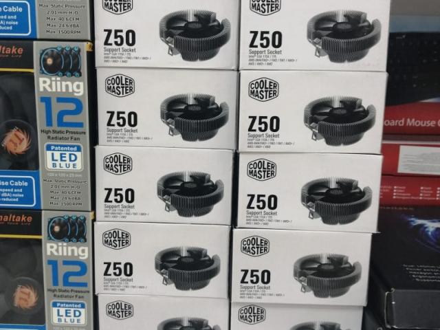 Cooler master z50