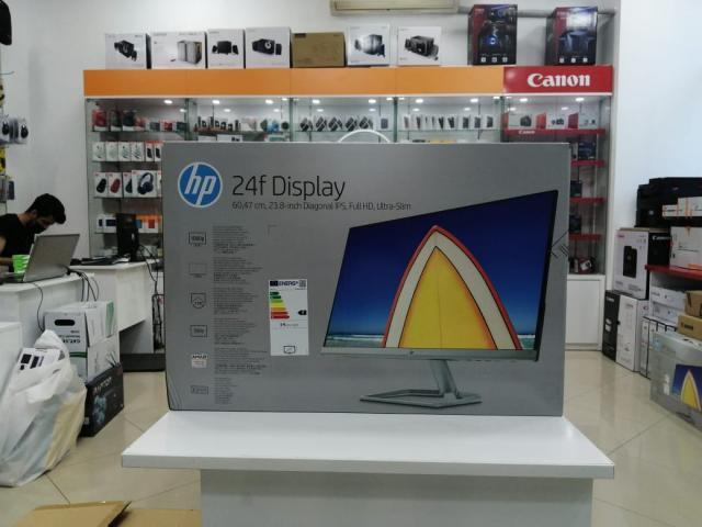 "Monitor ""hp 24f 23.8 inch i̇ps/full hd"""