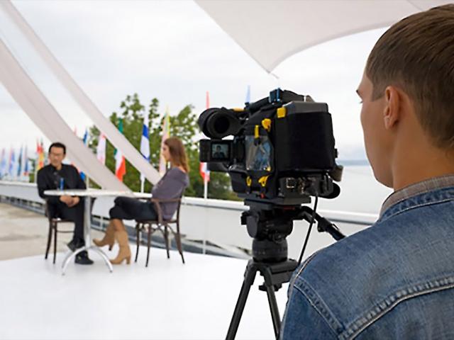 Bizness xarakterli video çəkiliş