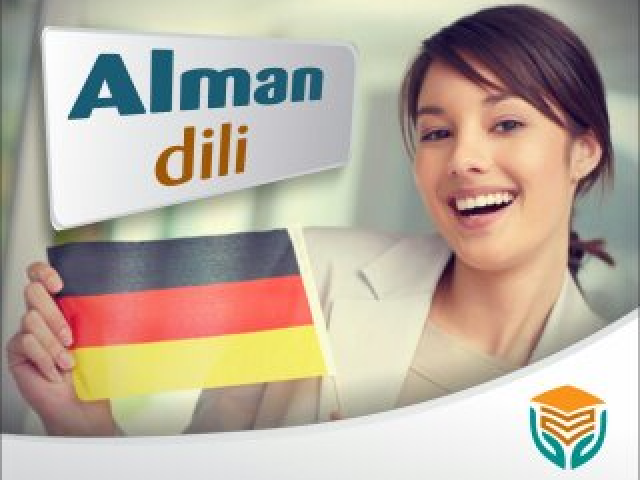 Alman dili kursları.