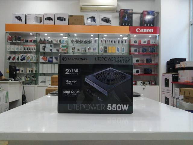 "Qida bloku ""thermaltake litepower/550w"""