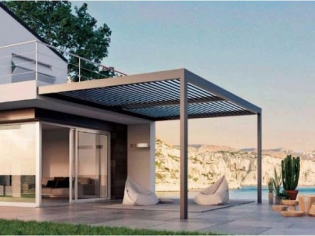 Kafe üçün rolling roof