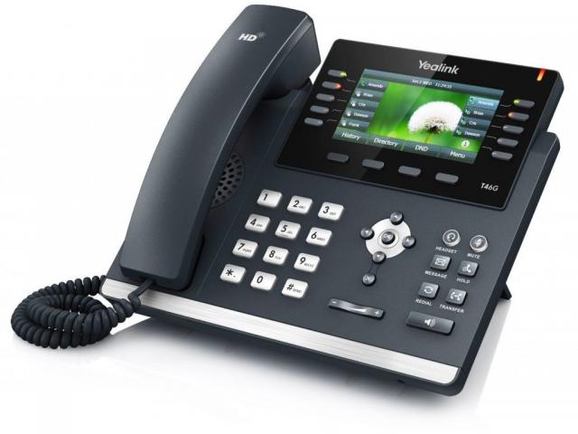 Ats və i̇p telefoniya sistemi