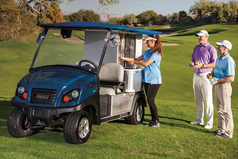 Servis xidməti golf üçün