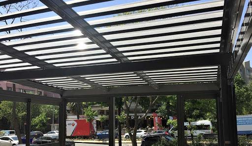 Rolling roof model tavan