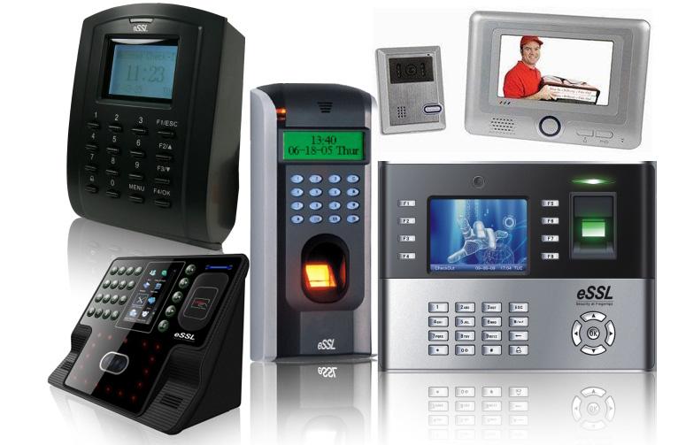 Finger print, card reader, face control