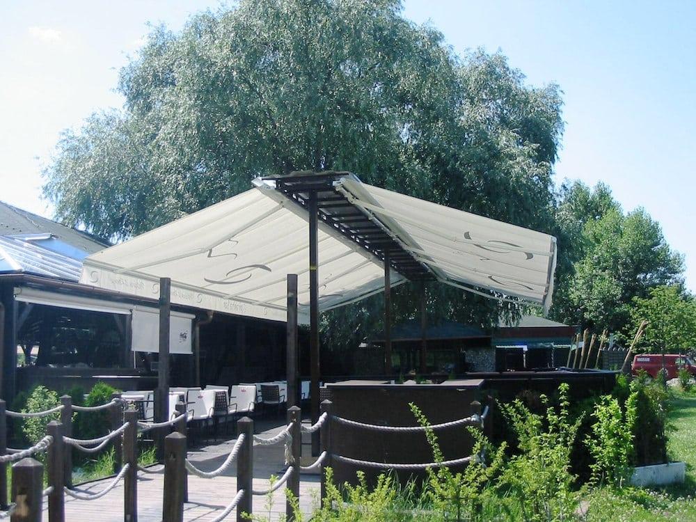 T-yə bənzər tent