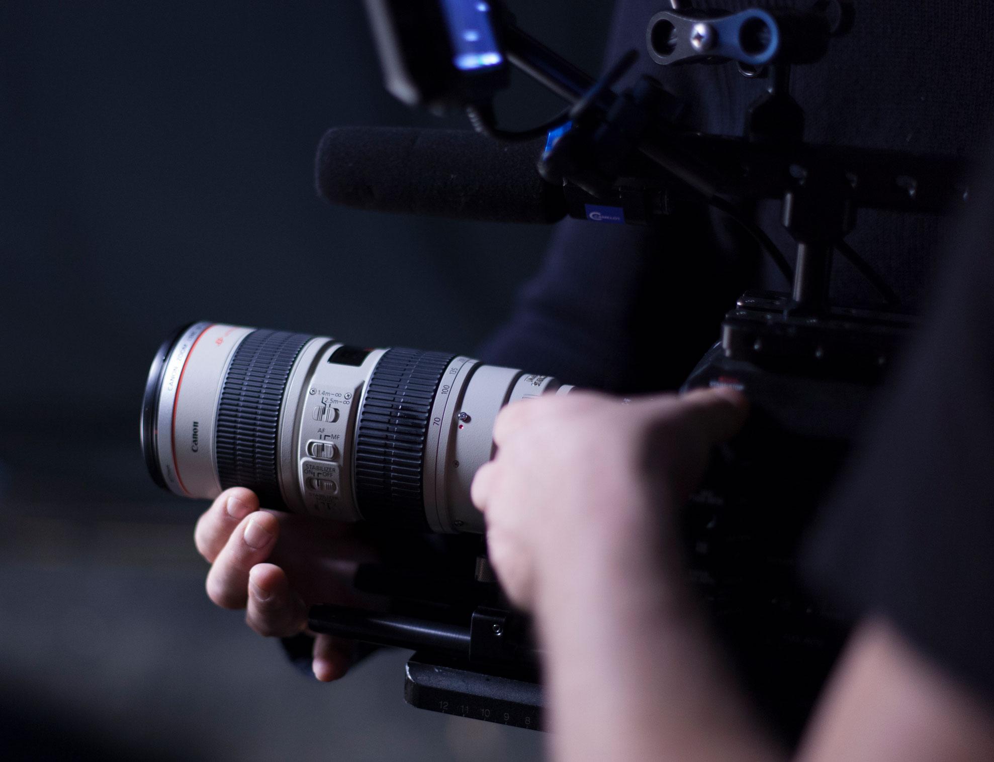 Kollektiv video çəkiliş