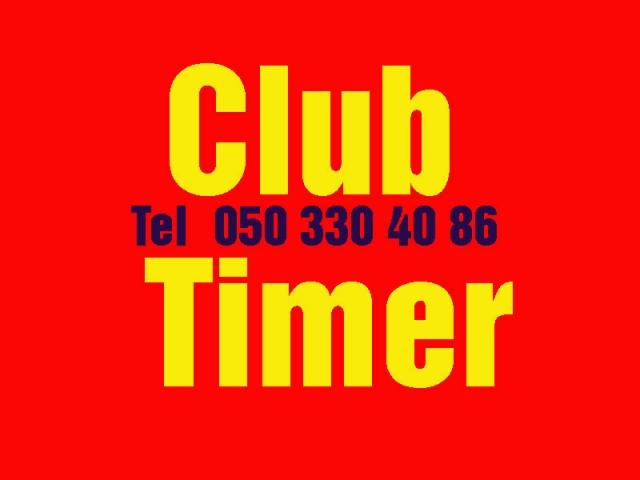 Club taymer proqraminin yazilmasi