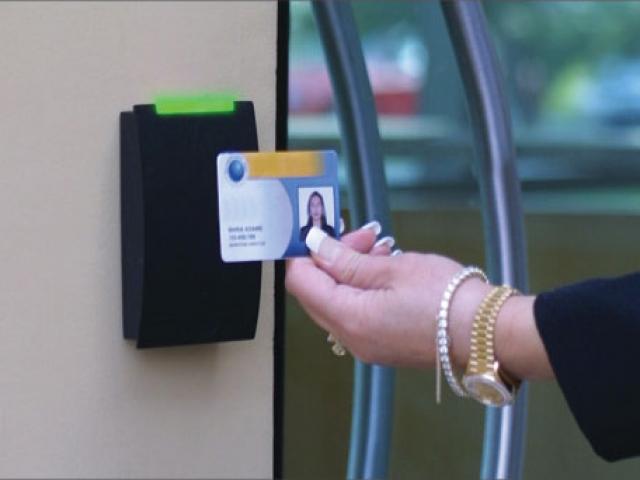 ID plastik kartlar