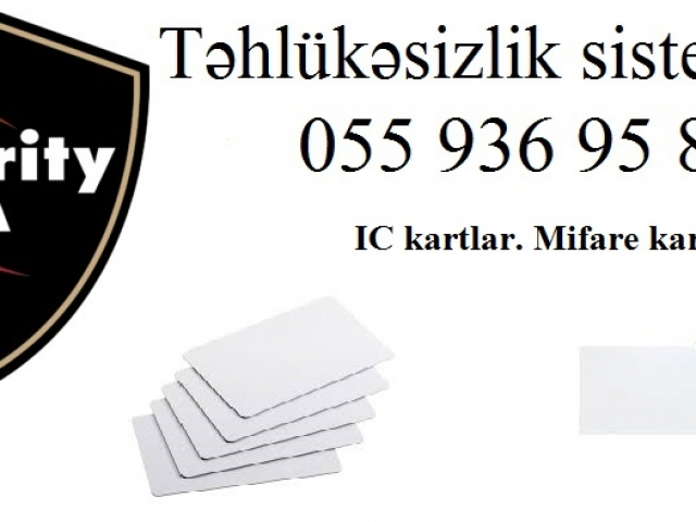 *Kartlar: HID, RFID, IC  *  055 988 89 32 *