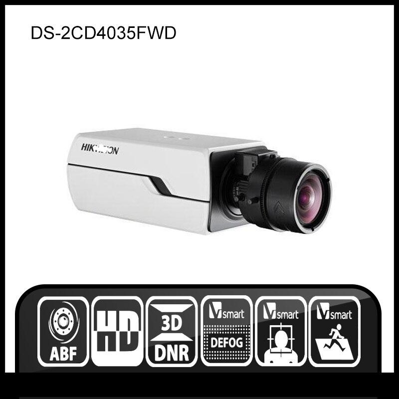 DS-2CD4035FWD 3Mp Box Indoor  təhlükəsizlik kamerası