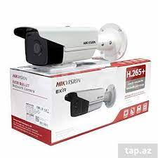 "Təhlükəsizlik kamerası ""DS-2CD2T85FWD-I8 4K(8MP) Smart set Exir"""