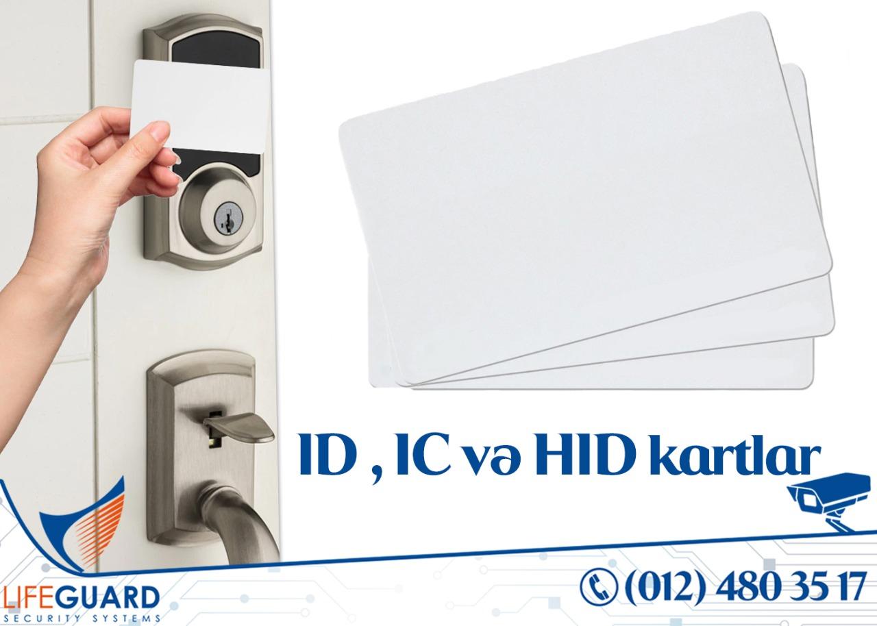 ❖ Kartlar: HID, RFID, IC     055 895 69 96 ❖