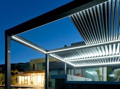 Aluminium tavan